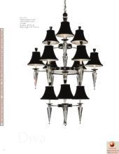 Schonbek contemporary 2013年水晶灯设计素-1079700_灯饰设计杂志