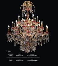 contemporary 2014年欧美室内欧式水晶灯饰-1176644_灯饰设计杂志