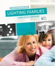 Familles de luminaires