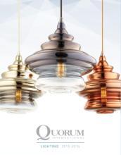 Quorum 2015年风扇灯及欧式灯设计画册-1342045_灯饰设计杂志
