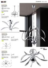 Wofi 2016年欧美著名最新流行灯饰画册。 -1541323_灯饰设计杂志