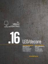 2016年Mimax灯灯饰目录-1755025_灯饰设计杂志