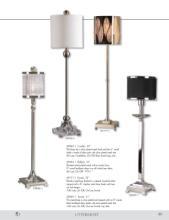 uttermost lamps 2016年欧美室内台灯及落地-1715972_灯饰设计杂志