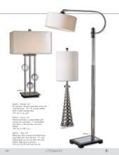 uttermost lamps 2016年欧美室内台灯及落地-1715975_灯饰设计杂志