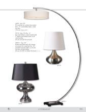 uttermost lamps 2016年欧美室内台灯及落地-1715978_灯饰设计杂志