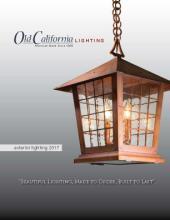 old california_国外灯具设计