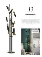 contemporary 2018年欧美创意落地灯设计素-1986489_灯饰设计杂志