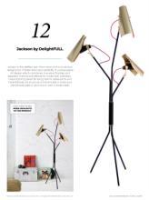 contemporary 2018年欧美创意落地灯设计素-1986488_灯饰设计杂志
