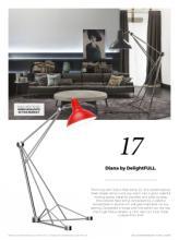 contemporary 2018年欧美创意落地灯设计素-1986493_灯饰设计杂志