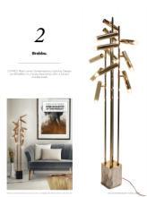 contemporary 2018年欧美创意落地灯设计素-1986516_灯饰设计杂志