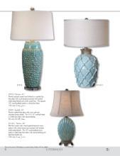 uttermost lamps 2017年欧美室内台灯及落地-1811633_灯饰设计杂志