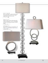 uttermost lamps 2017年欧美室内台灯及落地-1811634_灯饰设计杂志
