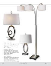 uttermost lamps 2017年欧美室内台灯及落地-1811636_灯饰设计杂志