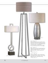 uttermost lamps 2017年欧美室内台灯及落地-1811641_灯饰设计杂志