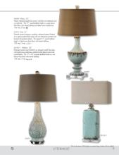 uttermost lamps 2017年欧美室内台灯及落地-1811644_灯饰设计杂志