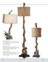 uttermost lamps 2017年欧美室内台灯及落地-1811751_灯饰设计杂志