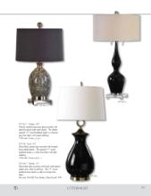 uttermost lamps 2017年欧美室内台灯及落地-1811839_灯饰设计杂志
