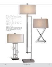 uttermost lamps 2017年欧美室内台灯及落地-1811861_灯饰设计杂志