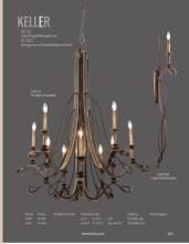 Kalco Lighting 2017年欧美著名流行欧式灯-1828574_灯饰设计杂志