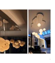 Alabaster 2017年欧美室内球灯设计素材。-1853149_灯饰设计杂志