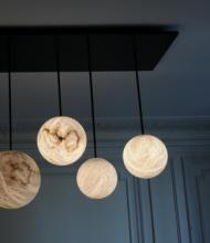 Alabaster 2017年欧美室内球灯设计素材。-1853188_灯饰设计杂志