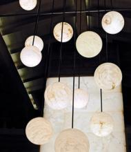 Alabaster 2017年欧美室内球灯设计素材。-1853213_灯饰设计杂志