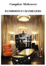 Complete Makeover Chandeliers