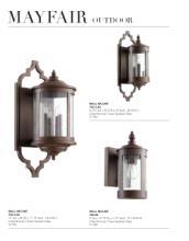 Quorum lighting 2017年欧美花园户外灯饰灯-1923229_灯饰设计杂志