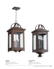 Quorum lighting 2017年欧美花园户外灯饰灯-1923284_灯饰设计杂志