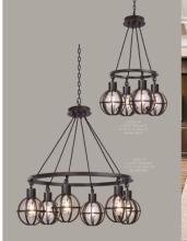 Kalco Lighting 2017年欧美著名流行欧式灯-1923545_灯饰设计杂志