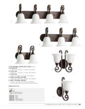 Quorum lighting  2017年欧美室内欧式墙灯-1924486_灯饰设计杂志