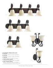 Quorum lighting  2017年欧美室内欧式墙灯-1924487_灯饰设计杂志