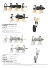 Quorum lighting  2017年欧美室内欧式墙灯-1924489_灯饰设计杂志