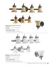 Quorum lighting  2017年欧美室内欧式墙灯-1924490_灯饰设计杂志