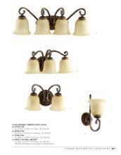 Quorum lighting  2017年欧美室内欧式墙灯-1924493_灯饰设计杂志
