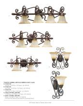 Quorum lighting  2017年欧美室内欧式墙灯-1924496_灯饰设计杂志