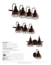 Quorum lighting  2017年欧美室内欧式墙灯-1924522_灯饰设计杂志