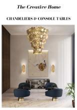 Chandeliers_国外灯具设计