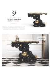 Chandeliers 2017年欧美室内水晶蜡烛吊灯设-1929272_灯饰设计杂志