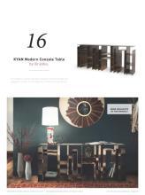 Chandeliers 2017年欧美室内水晶蜡烛吊灯设-1929279_灯饰设计杂志