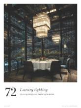 Chandeliers 2017年欧美室内水晶蜡烛吊灯设-1929440_灯饰设计杂志