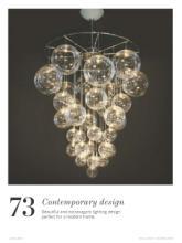 Chandeliers 2017年欧美室内水晶蜡烛吊灯设-1929441_灯饰设计杂志