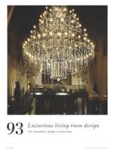 Chandeliers 2017年欧美室内水晶蜡烛吊灯设-1929462_灯饰设计杂志