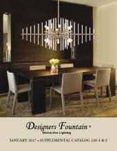 fountain 2017年欧美室内灯饰灯具设计目录-1937468_灯饰设计杂志