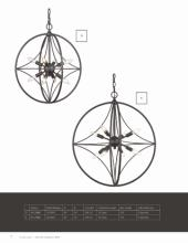 z-lite 2017年欧美欧式灯饰灯具设计目录-1941309_灯饰设计杂志
