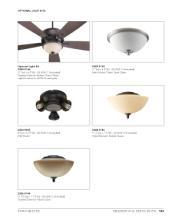 quorum 2017年欧美室内风扇灯设计素材。-1931495_灯饰设计杂志