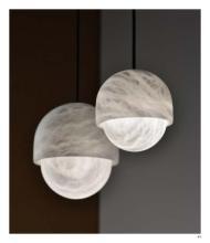 Alabaster 2017年欧美室内球灯设计素材。-1934814_灯饰设计杂志
