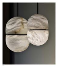 Alabaster 2017年欧美室内球灯设计素材。-1934817_灯饰设计杂志