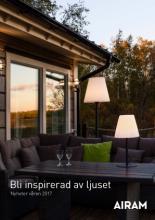 Airam 2017年欧美室内日用照明设计素材。-1935066_灯饰设计杂志