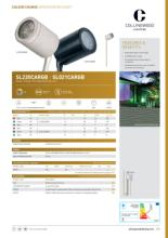 Collingwood 2018年LED灯设计目录-2184078_灯饰设计杂志